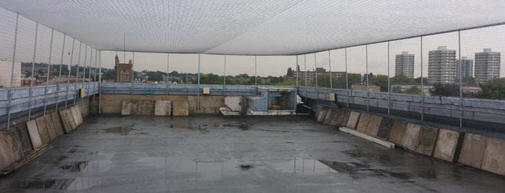 Anti Bird Netting Amp Pigeon Netting Installation London Uk